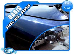 cleancars ext & int basis behandeling