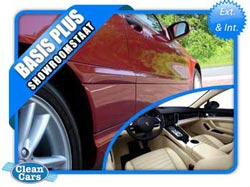 cleancars exteriur en interieur basis lus behandeling